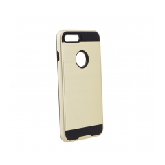 PANZER Moto - puzdro pre Apple iPhone 7 PLUS (5.5) gold