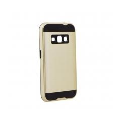 PANZER Moto - puzdro pre Samsung Galaxy J1 2016 gold