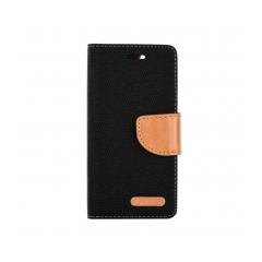 Canvas Book - puzdro pre Samsung Galaxy S6 black