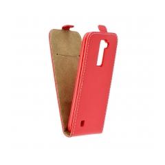 Flip fresh - Puzdro na Huawei Nova  Red