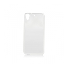 Silikónový 0,3mm zadný obal na HTC Desire 628 transparent