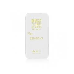 Silikónový 0,3mm zadný obal na  Asus Zenfone 3 / ZE552KL transparent