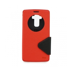 Roar Fancy Diary - puzdro pre LG G3 Mini red-black