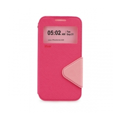 Roar Fancy Diary - puzdro pre Samsung Galaxy S6 EDGE PLUS (G928) pink